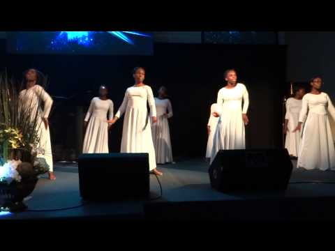 "Prophetic Vessels in Motion - ""Without You"" by Tasha Cobbs: Praise Dance"