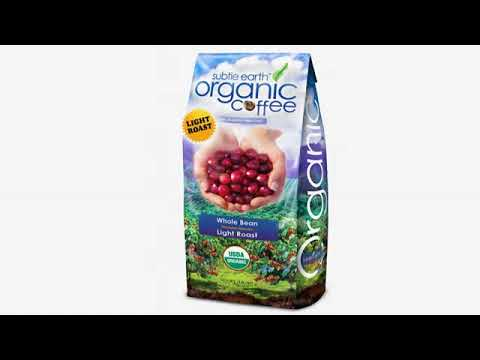 Coffee Lovers Reviews ! 5LB Cafe Don Pablo Subtle Earth Organic Gourmet Coffee - Medium-Dark Roas..
