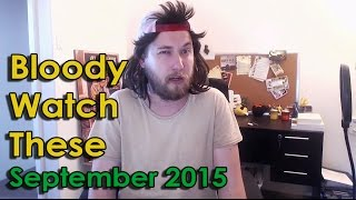 Ozzy Man: 5 Movie & TV Recommendations - SEPTEMBER 2015