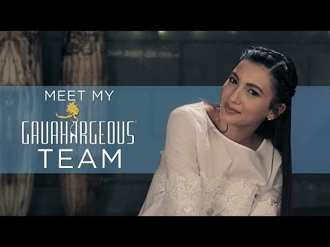 Meet the Gauahargeous Team | Gauahar Khan