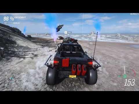 FORZA HORIZON 4 #1 BMW Z4 M40i und Halo Rennen thumbnail