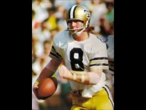 "STONEY CARLISLE ""HERE COMES ARCHIE"" ORIGINAL ARCHIE MANNING NEW ORLEANS SAINTS SONG"