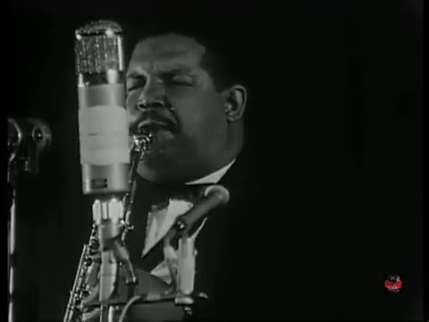 Cannonball Adderley Quintet - Jeannine (Live Video 1962)