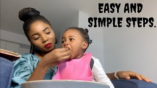 TIPS TO AVOID A PICKY EATER || INTRODUCING YOUR BABY TO SOLIDS