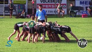 Junior Rugby Action - u/11 Piet Retief vs JJ vd Merwe 27-03-18