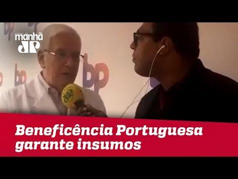 Beneficência Portuguesa De São Paulo Garante Insumos Para Até 10 Dias