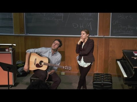 Songwriting Workshop: Ari Hest and Chrissi Poland