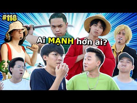 [VIDEO # 118] Ai Mạnh Hơn Ai? | Anime & Manga | Ping Lê | Ovaltine