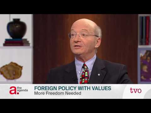 Hugh Segal: Foreign Policy with Values
