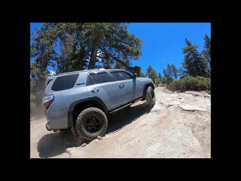 Sequoia Buck Rock Jeep Trail GX470 4Runner FJ Pathfinder TRDPro