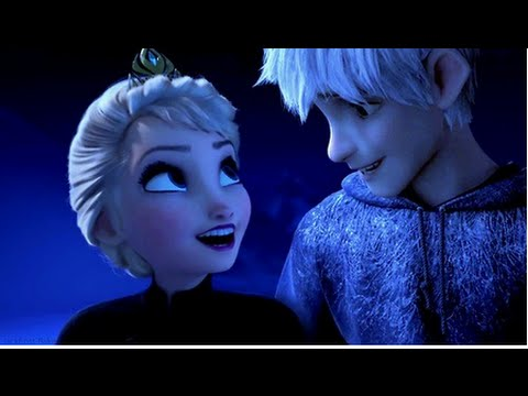 Jack Frost and Queen Elsa | All of Me