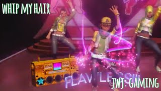 Dance Central 3 - Whip My Hair [Hard 100% Flawless]