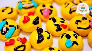 emojis de merengue con el guzii mis pastelitos