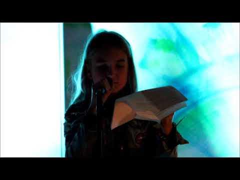 Hannah Lucia - Schokoladenlove - WortWächterSlam #6