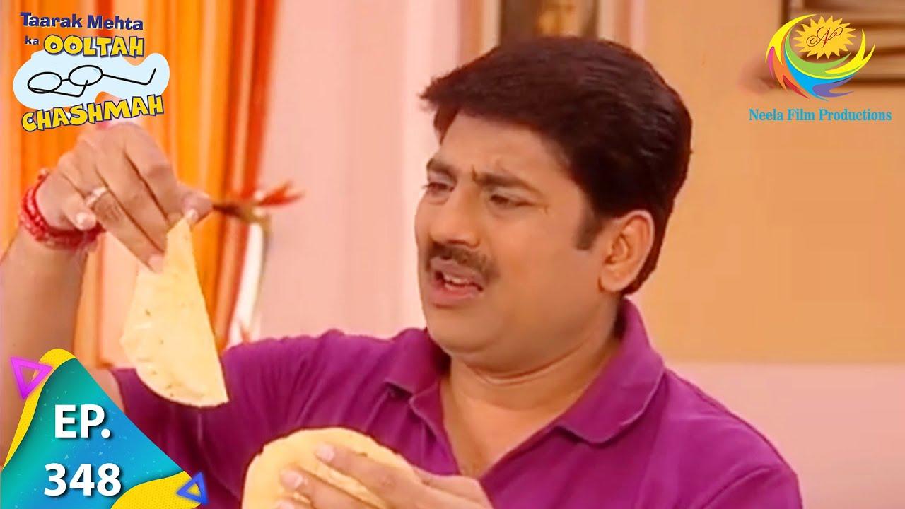 Download Taarak Mehta Ka Ooltah Chashmah - Episode 348 - Full Episode
