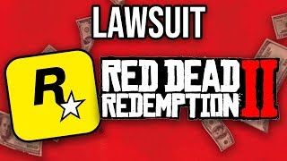 Rockstar Games Is Getting SUED By PINKERTONS!