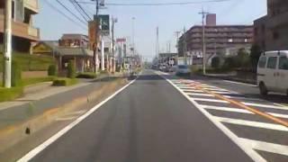 埼玉県道49号 01 足立越谷線 足立→越谷