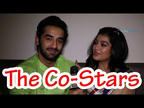 Digangana Suryavanshi and Vishal Vashishtha,The Co-Stars Story