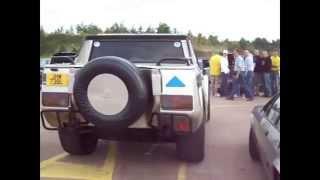 Lamborghini LM002 4x4