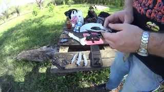 Набор ножей Туристический набор 4 в 1.ножи из АТБ за 99грн99копеек(, 2014-04-28T20:24:09.000Z)
