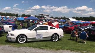 2017 Carlisle Ford Nationals: Day 3 The BIG Day
