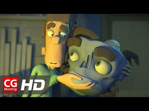 "CGI Animated Short Film HD: ""Roommate Wanted – Dead or Alive Short Film"" by Monkey Tennis Animation"