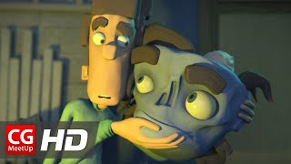"CGI Animated Short Film HD ""Roommate Wanted - Dead or Alive "" by Monkey Tennis Animation 