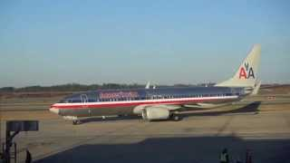American Airlines Boeing 737-800 / Charlotte to Miami / First Class