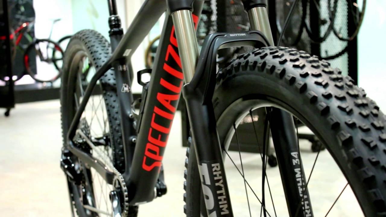 Specialized Fuse Expert Carbon 6fattie Mountain Bike 2017