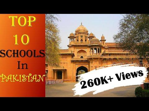 Top 10 Schools in Pakistan