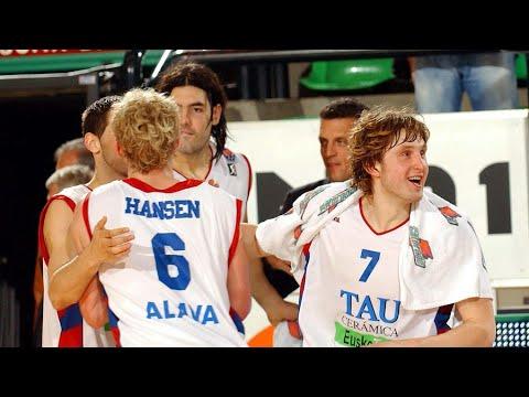 [2004-2005] Euroleague Playoffs (Quarter Finals Game 1): Benetton Treviso Vs TAU Cerámica