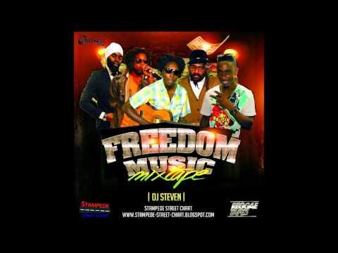 DJ STEVEN FREEDOM MUSIC MIXTAPE JULY 2014