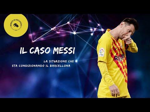 Il Caso Messi sta condizionando il Barcellona