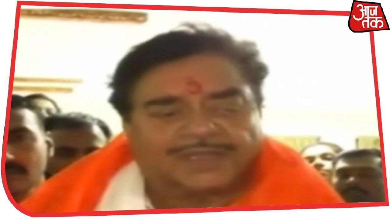 टिकट कटा तो Shatrughan बोले- हर एक्शन का रिएक्शन होता है, आडवाणी जी के साथ अन्याय
