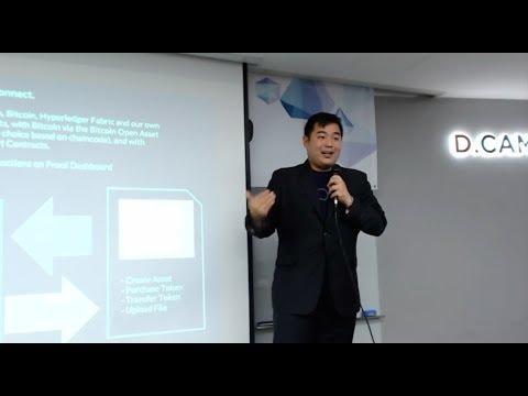 Proof CTO Tai Kersten: June 2017 Seoul Ethereum Meetup