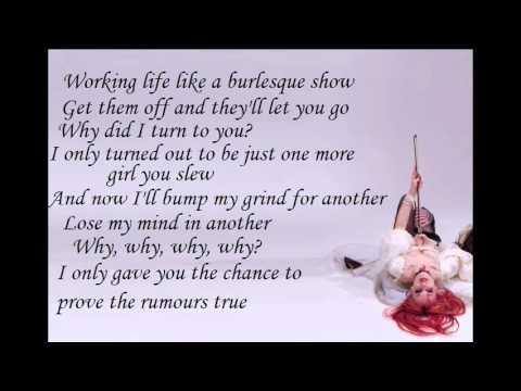 Let the Record Show - Emilie Autumn (with lyrics)