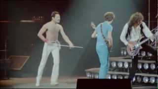 Queen Now I'm Here (Live Rock Montreal HD)