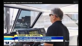Gunboat 55 5501 Rainmaker Pininterest owner rescued. Yacht lost.