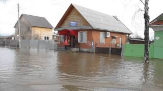 Наводнение в Великом Устюге 2016 г.
