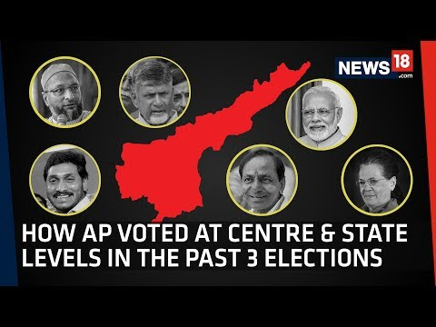 Simultaneous Elections   What Past Poll Data Reveals About Andhra Pradesh Voting Trends