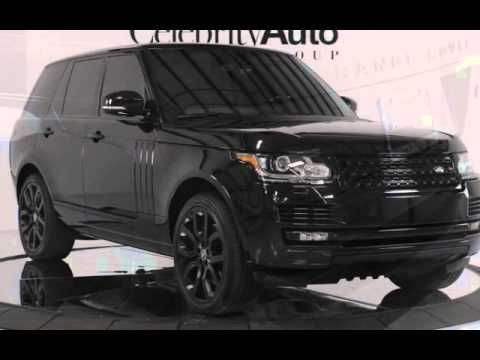 2013 Land Rover Range Rover Supercharged For Sale In Sarasota Fl