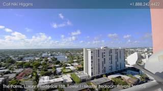 The Palms, 2100 N Ocean Blvd, Residence 18B, Fort Lauderdale, FL 33305