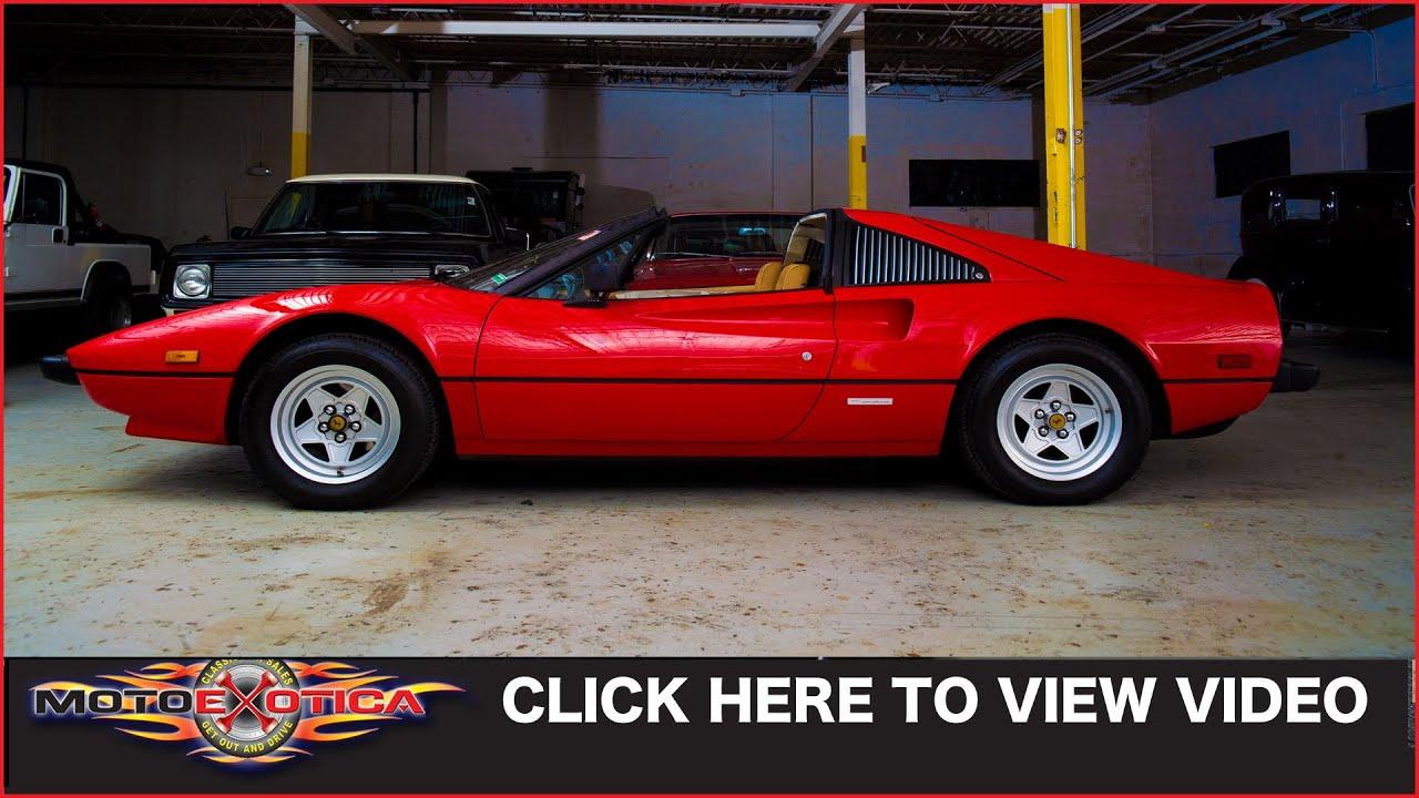1981 Ferrari 308 GTSi (SOLD) - YouTube