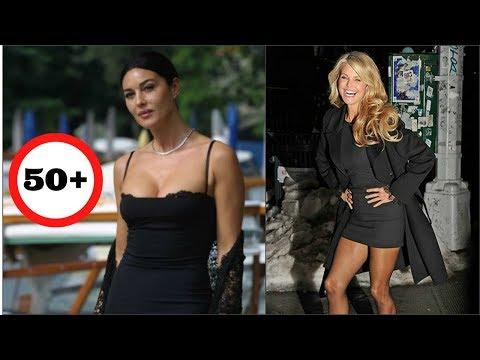 Топ-10 сногсшибательных женщин знаменитостей старше 50 лет