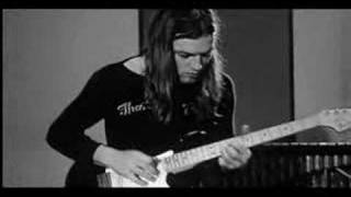 David Gilmour ECHOES guitar solo from Pompeii