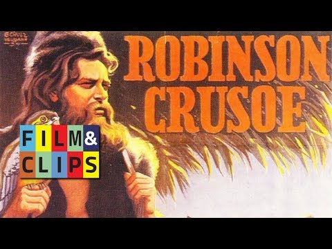 The Adventures Of Robinson Crusoe - Luis Buñuel - Full Movie Multi Subs By Film&Clips