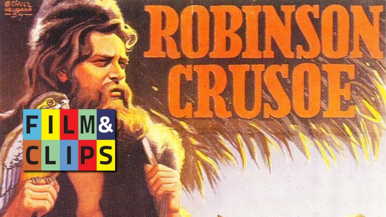 Download The Adventures of Robinson Crusoe - Luis Buñuel - Full Movie Multi Subs by Film&Clips