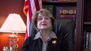 Rep. Louise Slaughter Marks 20th Anniversary of the Violence Against Women Act