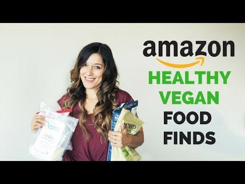 AMAZON HEALTHY FOOD FINDS | ep.1 | vegan & gluten free