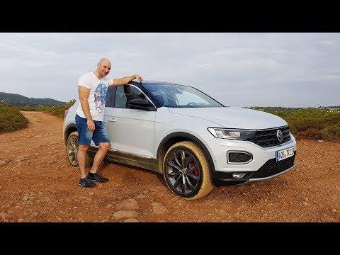 VW T-ROC 2018 - TEST/REVIEW
